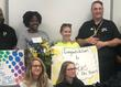 Ms. Carver named Teacher of the Year